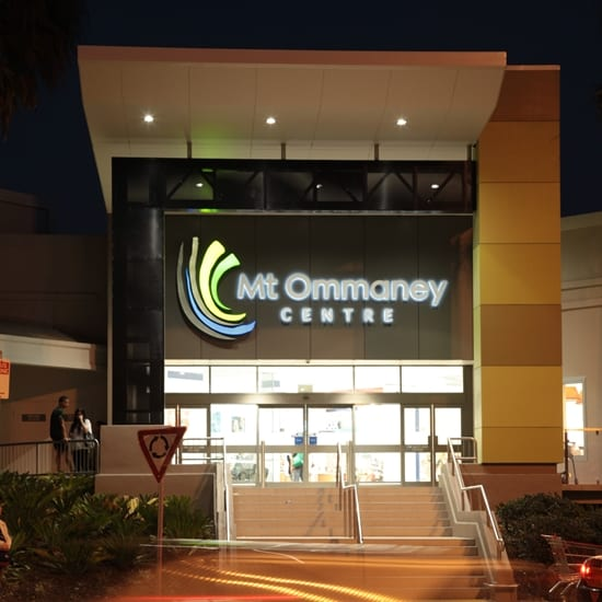 Mt Ommaney